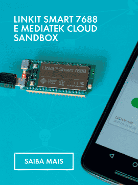 Usando a Linkit Smart 7688 com a MediaTek Cloud Sandbox