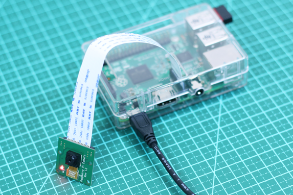 Streaming com Raspberry Pi