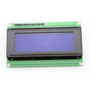 Display LCD 20x4 I2C Backlight Azul