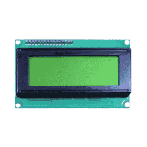 Display LCD 20x4 I2C Backlight Verde