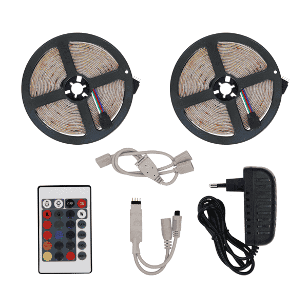 Kit Fita de LED RGB 10m
