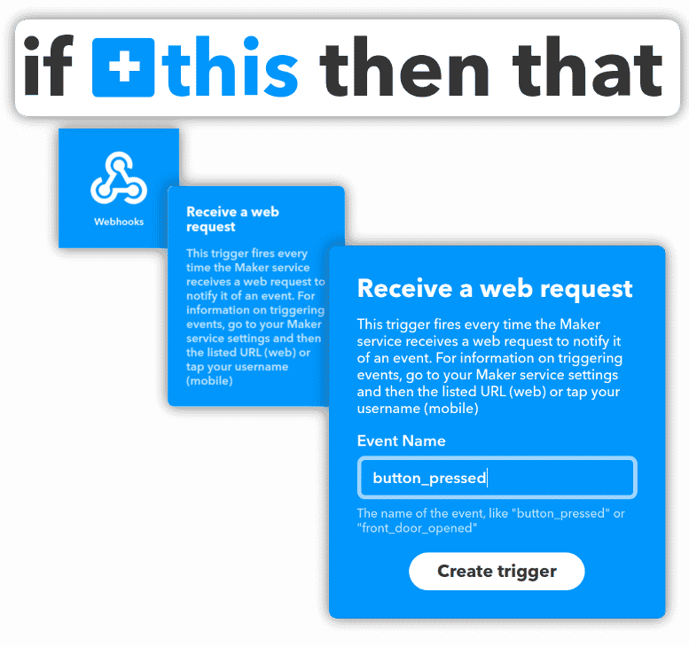 ifttt how to create applet