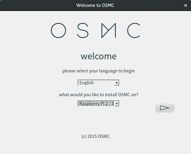 Welcome to OSMC