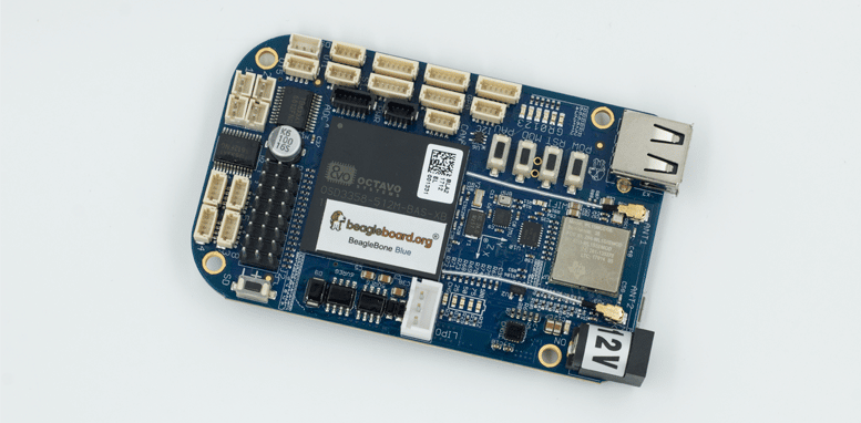 Placa Beaglebone Blue